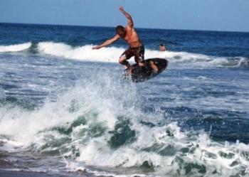 panchos surf suit