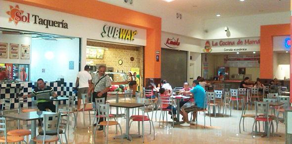 Lago_Real_Shopping_Mall_Food_Court_Nuevo_Vallarta