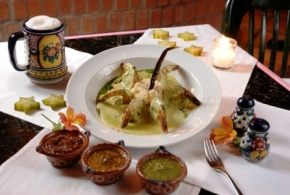 Si_Senor_Puerto_Vallarta_Mexican_Shrimp